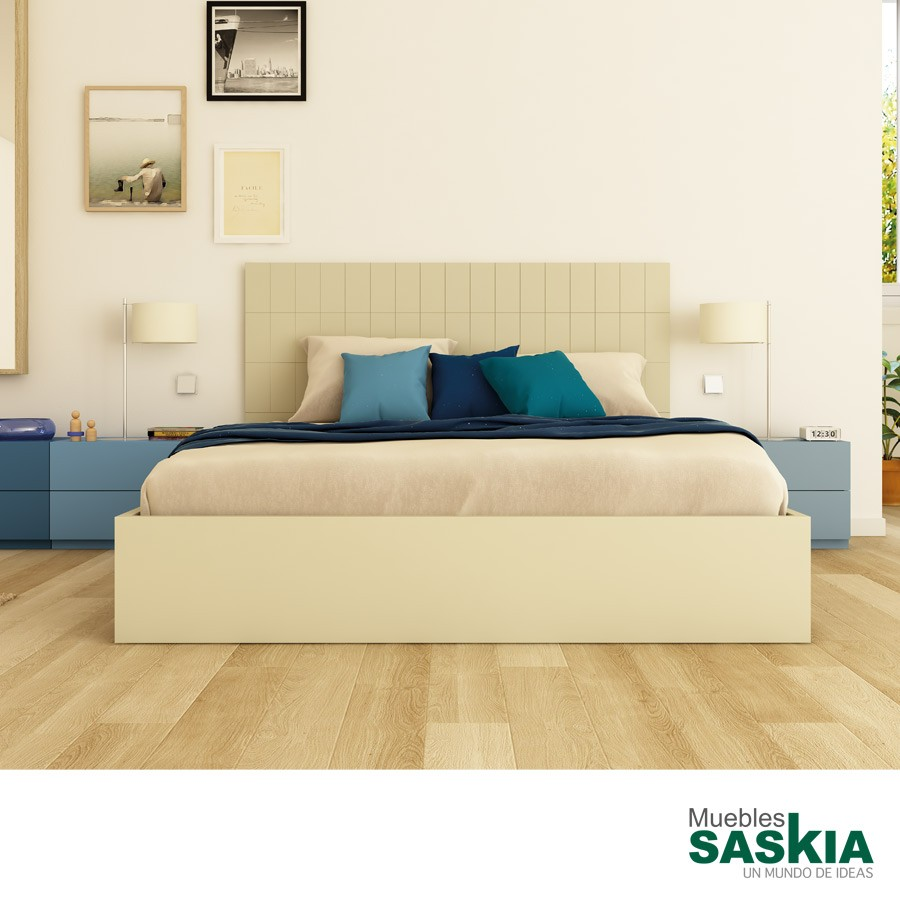 Base de cama moderna Lugano