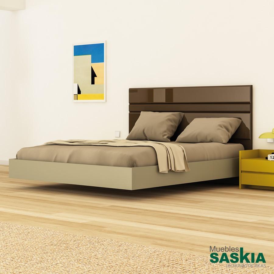 Base de cama moderna, Como