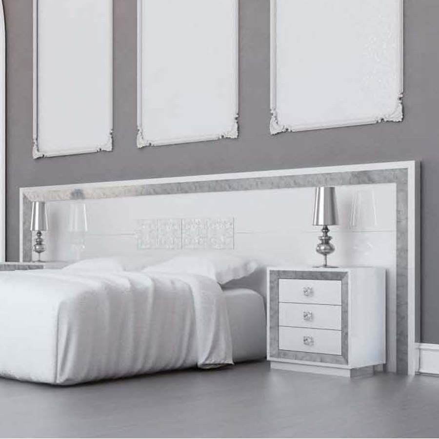 Cabecero 300 muebles saskia en pamplona - Cabeceros de cama 105 ...