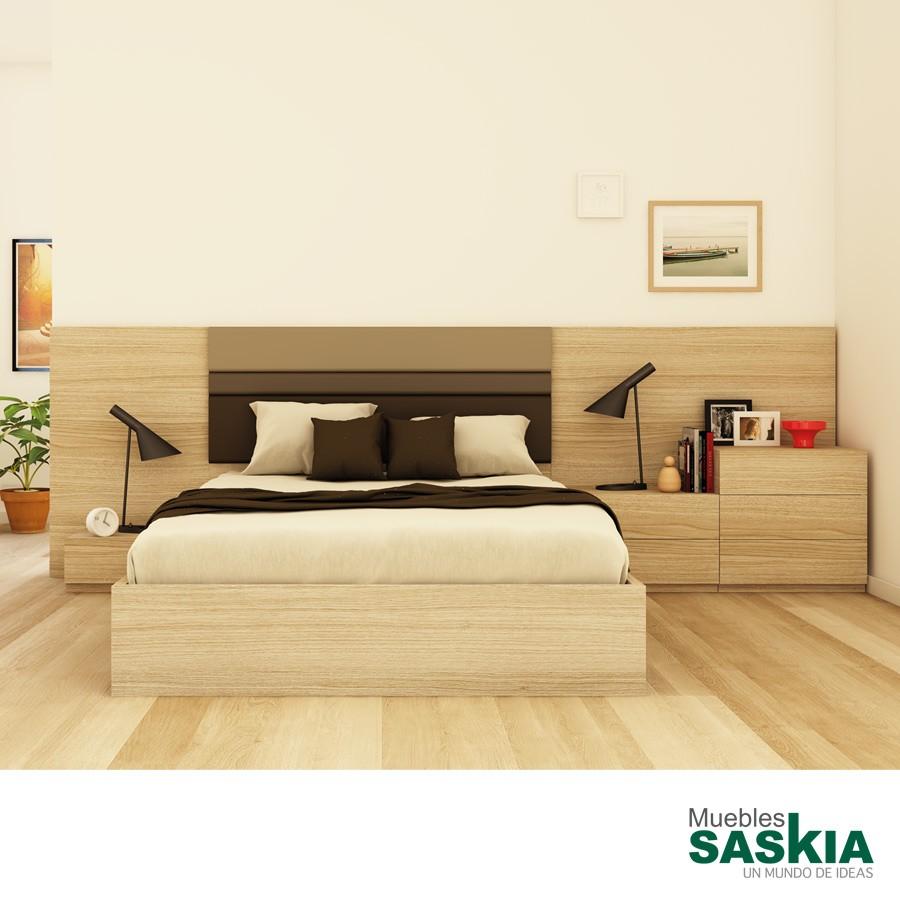Cabecero moderno para dormitorio