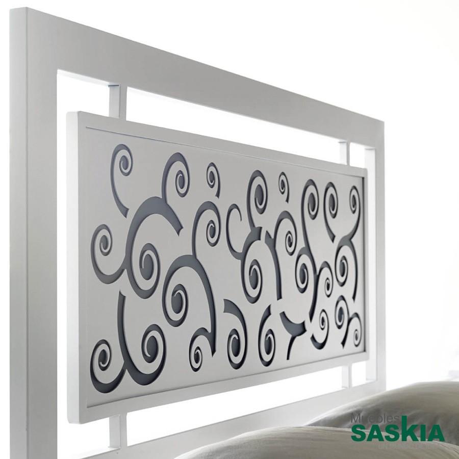 Tienda de muebles en pamplona muebles saskia - Cabecero hierro forjado ...