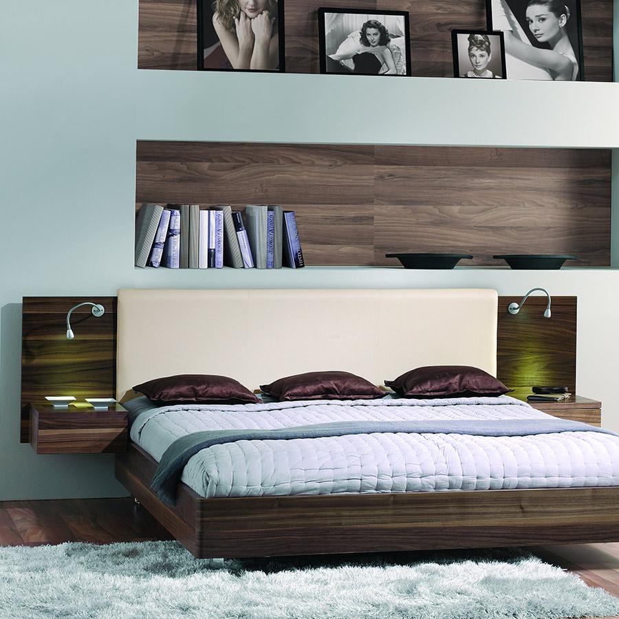 Cabeceros de madera modernos dormitorios matrimonio for Cabeceros segunda mano