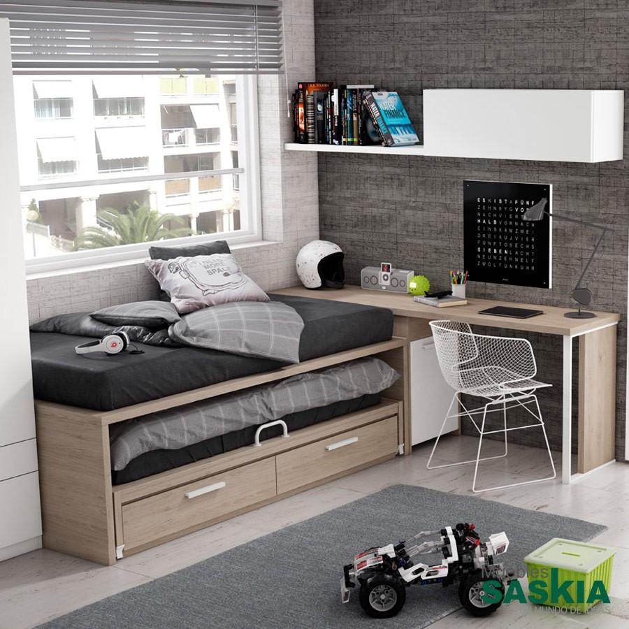 Para dormitorio moderno