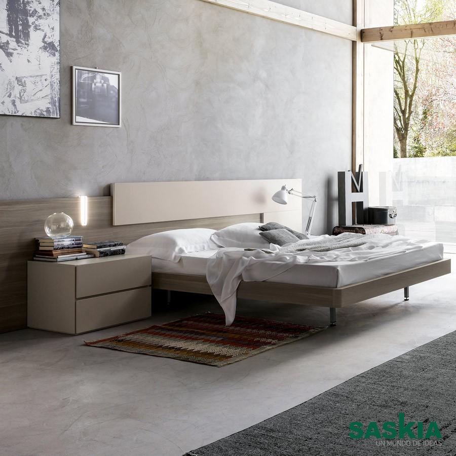 Mueble de dormitorio moderno bs022 muebles saskia en for Muebles saskia