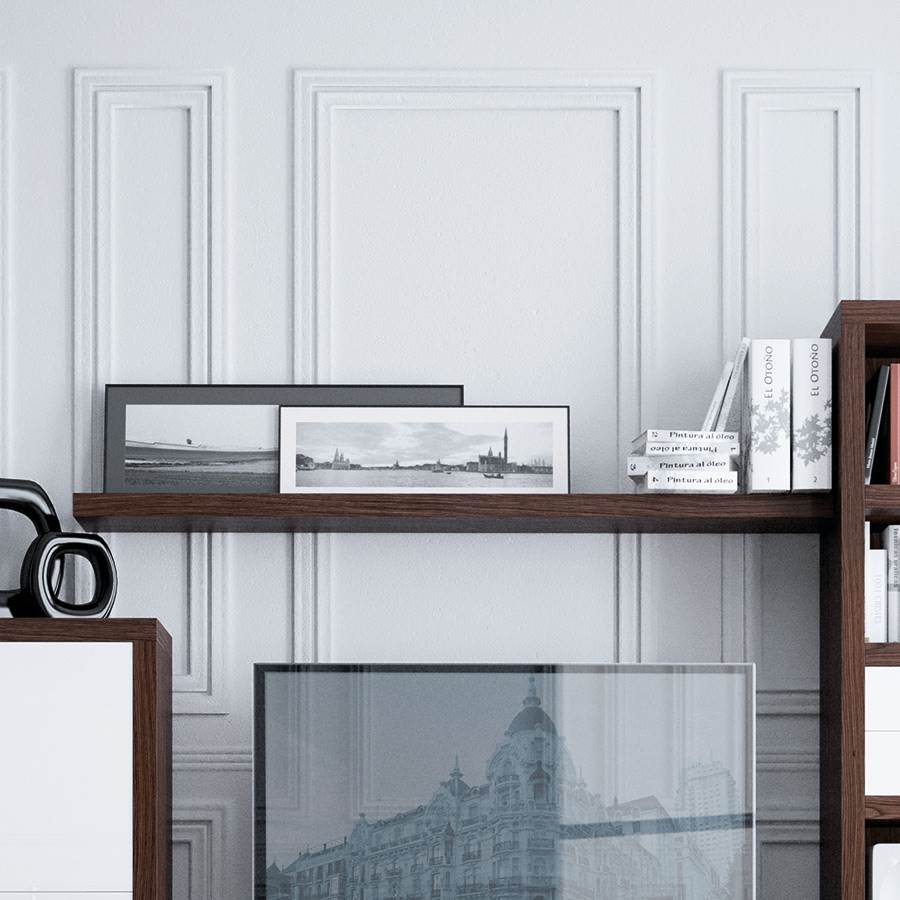 Estante Bauhaus 170 N912 Muebles Saskia En Pamplona # Muebles Bauhaus Caracteristicas