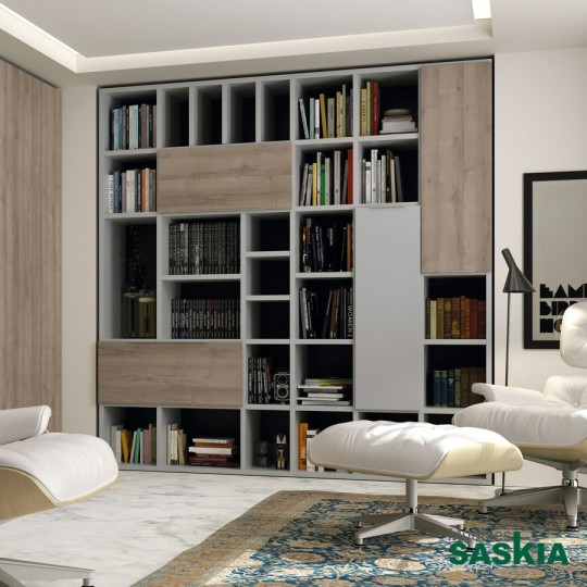 Organiza una relajante zona de lectura para desconectar en tu día a día.