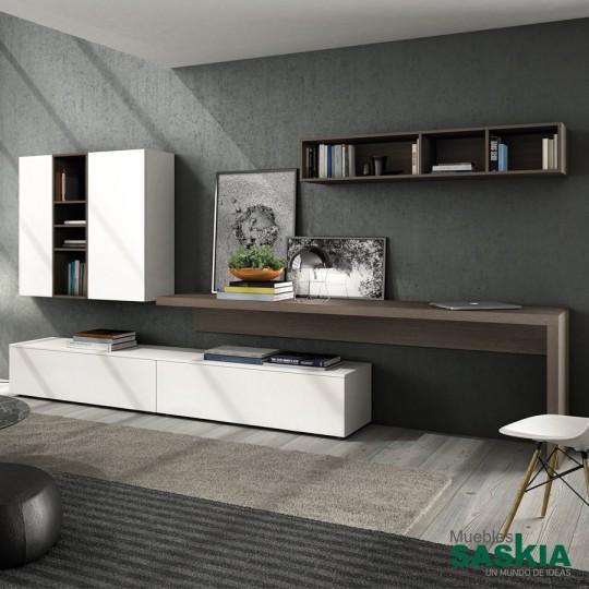 Muebles de sal n moderno doimo 12 doimo mueble salon 12 for Muebles salon pamplona