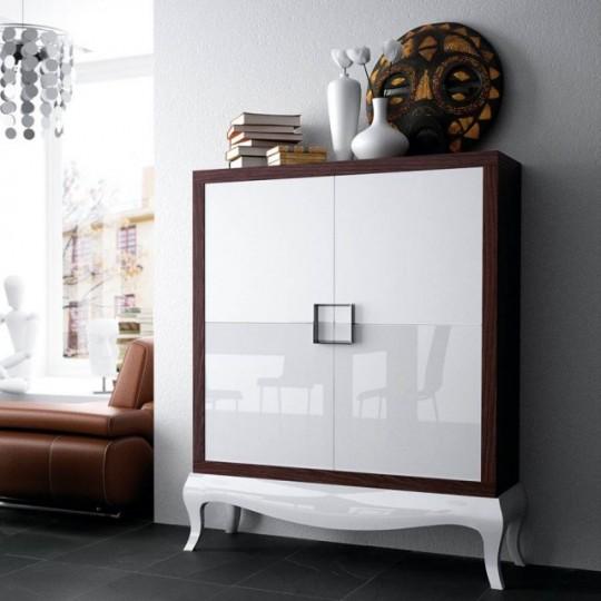 Aparador bauhaus n901 muebles saskia en pamplona for Bauhaus madera a medida