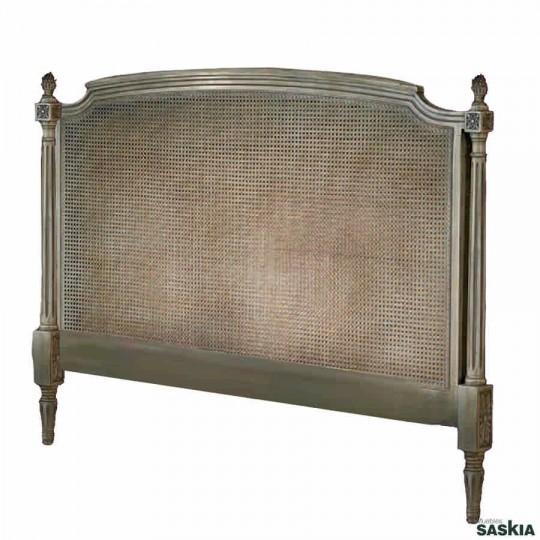 Cama completa rejilla de 180 sandrar sandrar180 muebles for Cama completa precio
