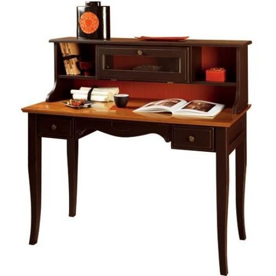 Escritorio fontana 1959 1958 muebles saskia en pamplona - Escritorio de pino ...