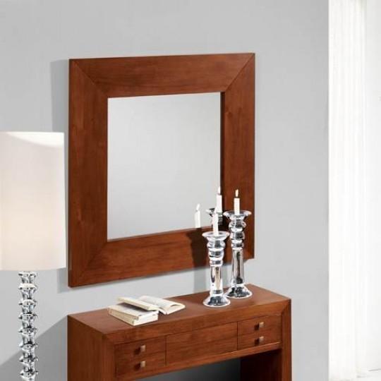 Espejo colonial teka 2031 muebles saskia en pamplona - Espejos etnicos ...