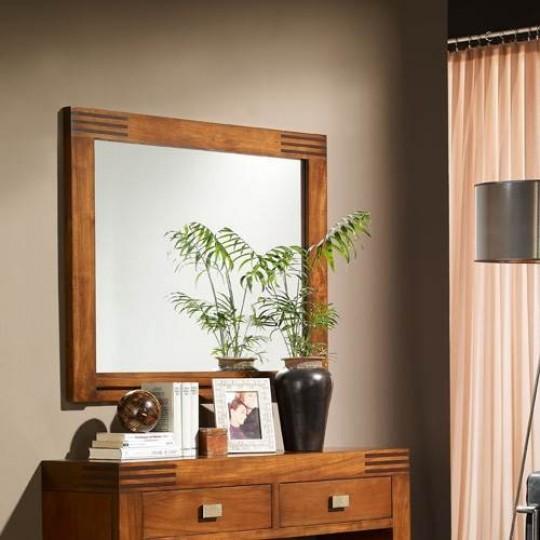 Espejo colonial teka 2223 muebles saskia en pamplona - Espejos etnicos ...