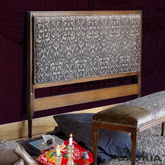 Cabecero tapizado para cama de 180 elodiet180c elodiet180c - Cabecero cama 180 ...