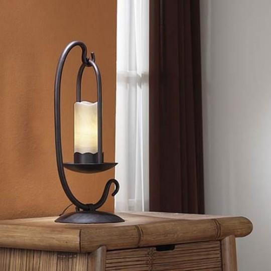 Lámpara Candela.
