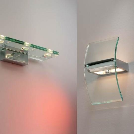 Lámpara Glass