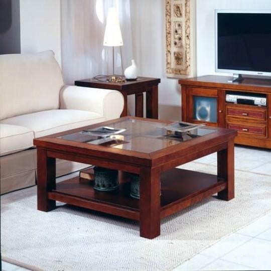 mesa de centro colonial dicola 732 3732 muebles saskia
