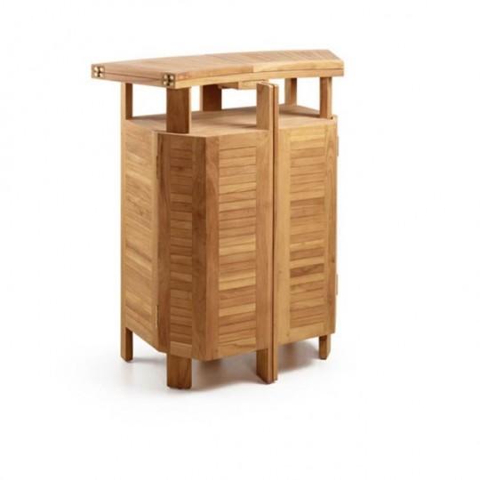 Barra bar teka 9111 muebles saskia en pamplona - Mueble barra bar ...