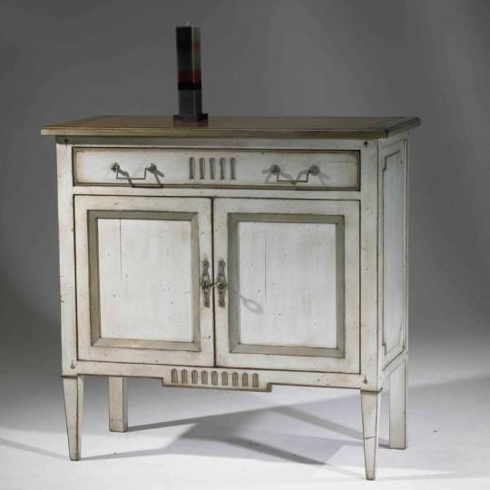 Recibidor hugo vintage hugo muebles saskia en pamplona for Mueble recibidor vintage