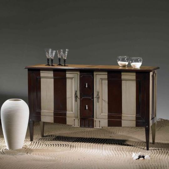 Recibidor justin vintage justin muebles saskia en pamplona for Mueble recibidor vintage
