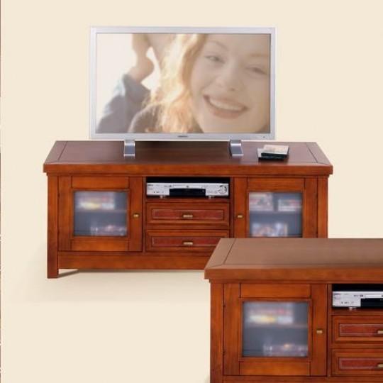 Mueble tv dicola 3743 muebles saskia en pamplona - Mueble tv colonial ...