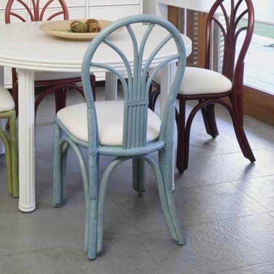 Silla ratt n 0314 1 muebles saskia en pamplona for Sillas comedor ligeras