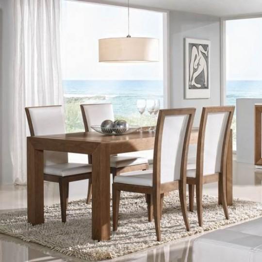 Silla de comedor sapphire 5225 muebles saskia en pamplona for Mesas y sillas de comedor economicas