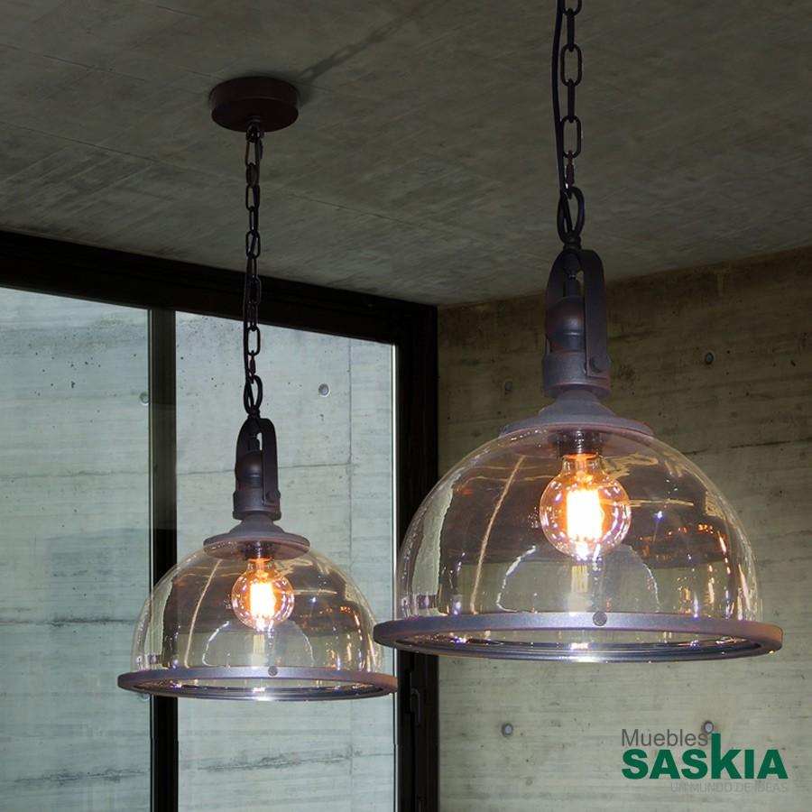 Lámpara bistro diámetro 34
