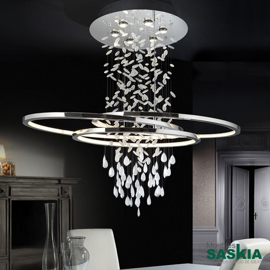 Lámpara bruma 6l+led