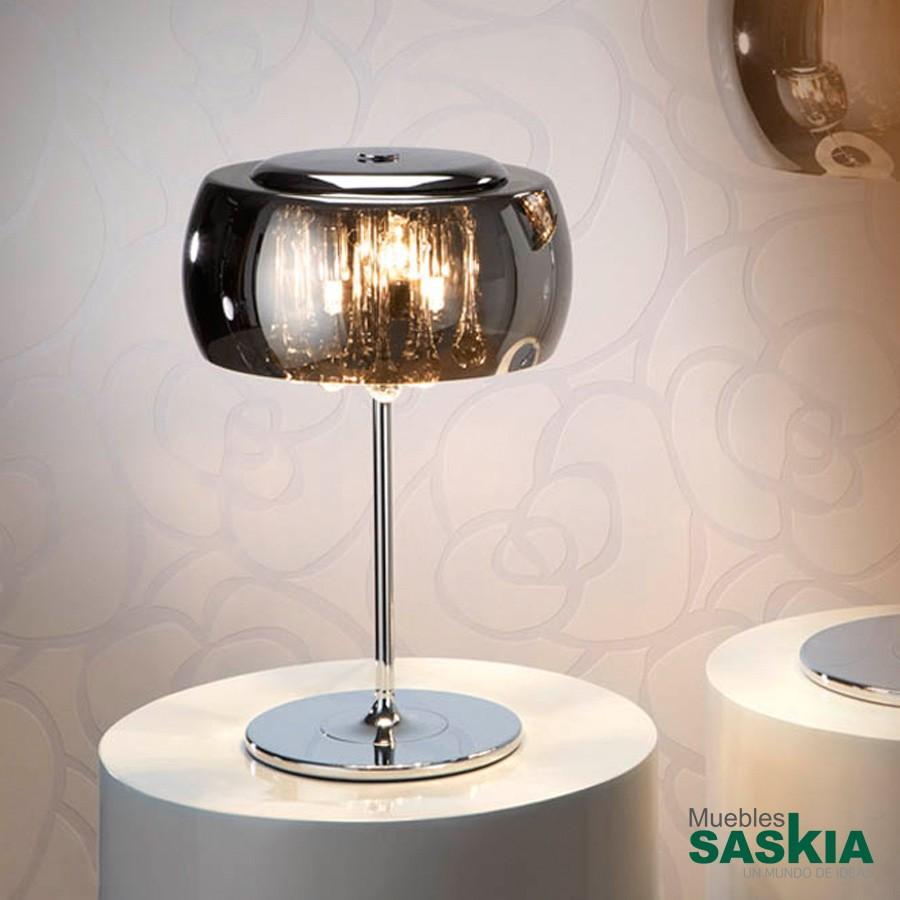 Lámpara de sobremesa argos pequeño. diámetro 28