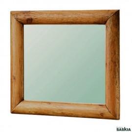 Espejo troncos colonial MY/25542