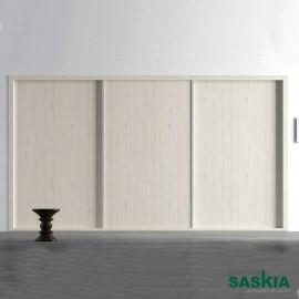 Armario moderno abeto 16 puerta correderas