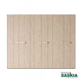 Armario moderno nórdico 03 puerta batiente