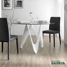 Mesas de comedor-b063-110-blanco