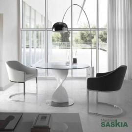 Mesas de comedor-b065-130-blanco