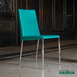 Sillas comedor muebles saskia en pamplona - Sillas turquesa ...