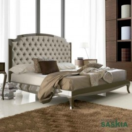 Cama Unique con base Eternity.