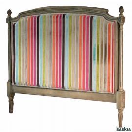 Cama completa tapizada de 180 Sandrat