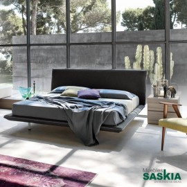 Cama moderna de dormitorio