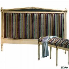 Cama completa tapizada Clarat 135