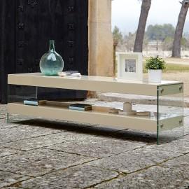 Muebles tv-cp1110-t-crema