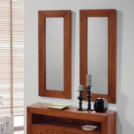 Espejo colonial Teka