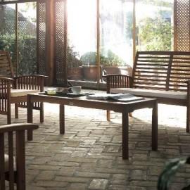 Mesa de centro Balau