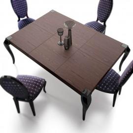Mesa de comedor Ágora 160 extensible