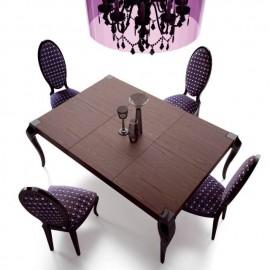 Mesa de comedor Bauhaus extensible