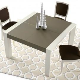 Mesa de comedor Double 130 extensible