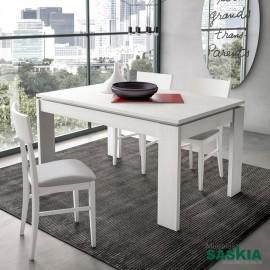 Mesa de comedor moderna extensible modelo Soho