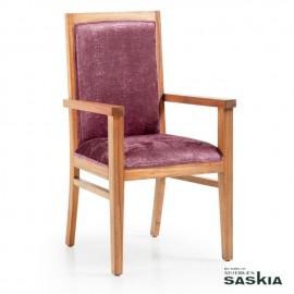 sillón merapi tapizado