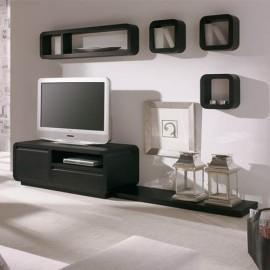 Mueble TV Iroko