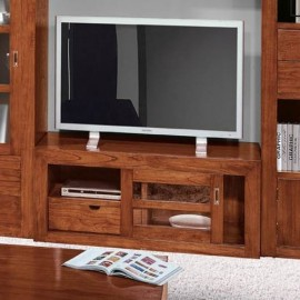 Mueble TV colonial 016