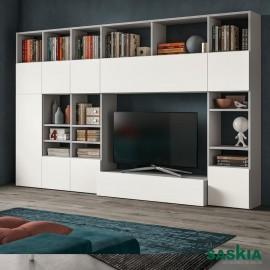 Mueble librería para salón